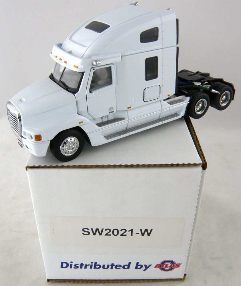 1 50 Scale Freightliner Century Class Tractor White Sword Models Sw2021 W 843096042970 Ebay