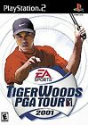 Tiger Woods PGA Tour 2001 (Sony PlayStation 2, 2001)