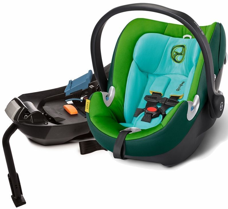 cybex aton q infant baby car seat base w load leg hawaii new ebay. Black Bedroom Furniture Sets. Home Design Ideas