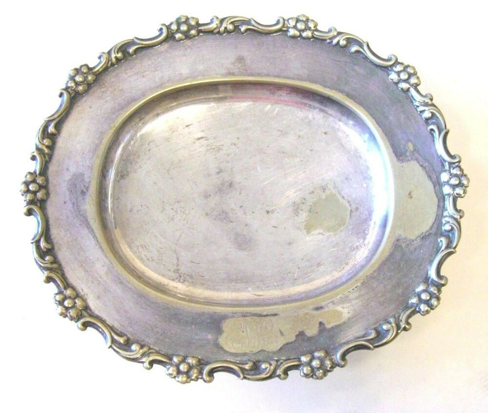 Dating silver plate