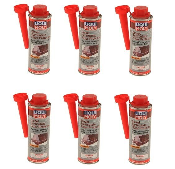 liqui moly dpf protector six pack diesel particulate. Black Bedroom Furniture Sets. Home Design Ideas