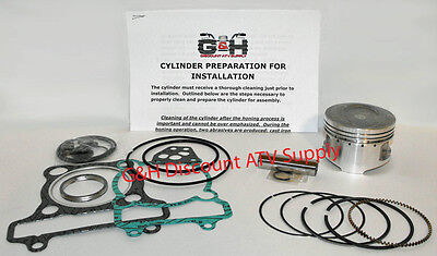 Yamaha YFM250 Moto-4 Machining Service & Top End Rebuild Kit YFM 250 Engine