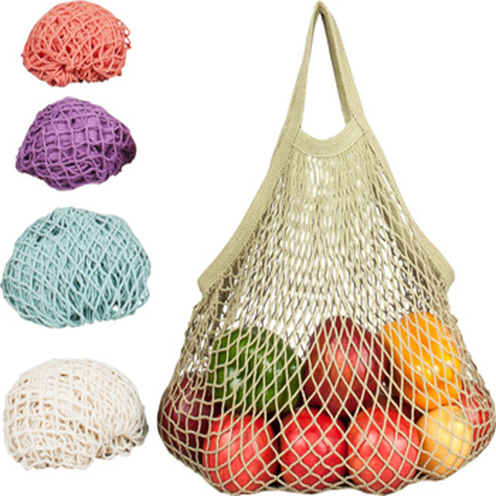 ECOBAGS®String Shopping Bag~PASTEL COLOR COLLECT~Tote ...