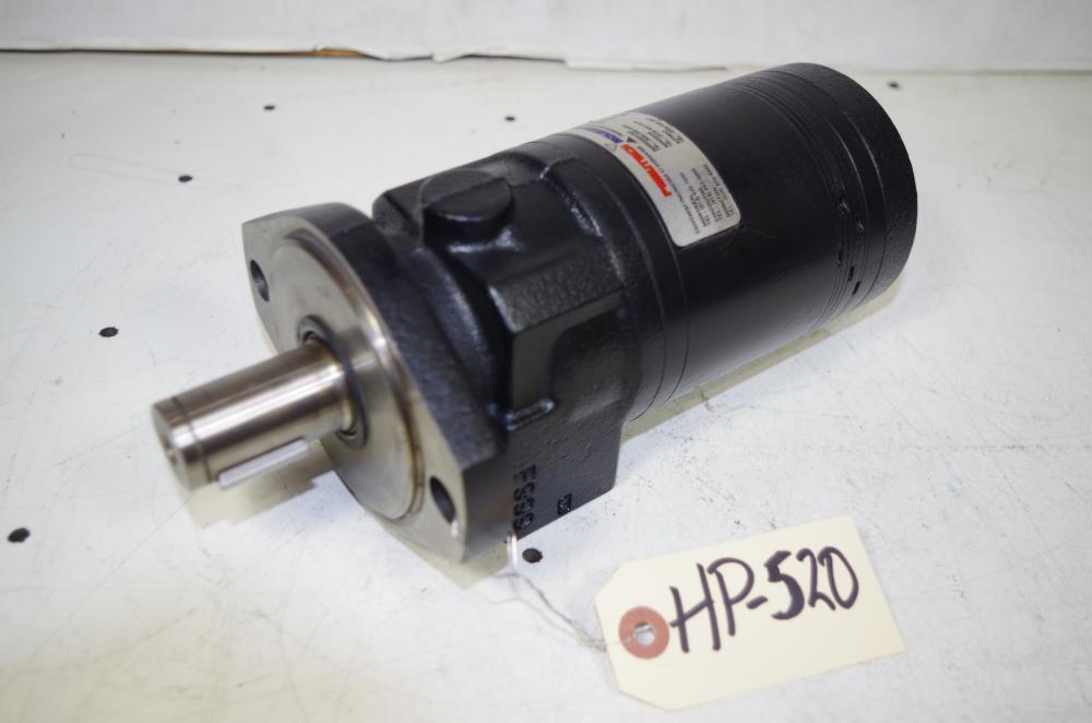 Parker hydraulic motor tb series torqmotor for Parker hydraulic pumps and motors