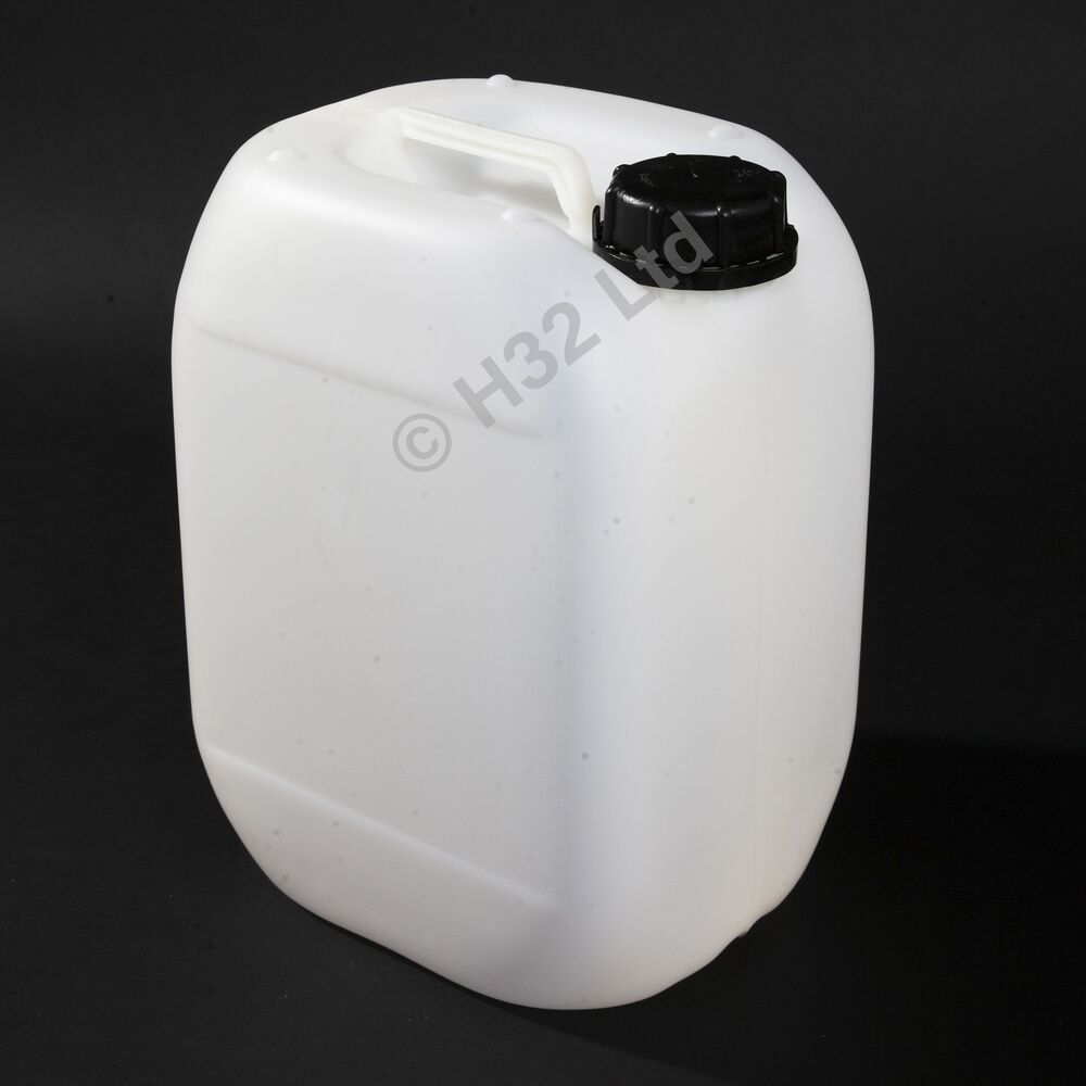 New 10l Litre Water Container Carrier Bottle Drum Jerry