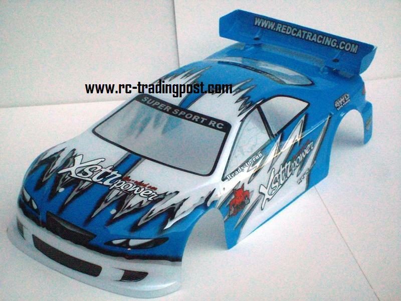 painted blue streak 200mm 1 10 rc touring car body rc drift car body ebay. Black Bedroom Furniture Sets. Home Design Ideas