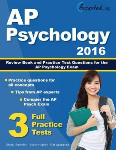 AP Psychology Chapter Outlines - Study Notes
