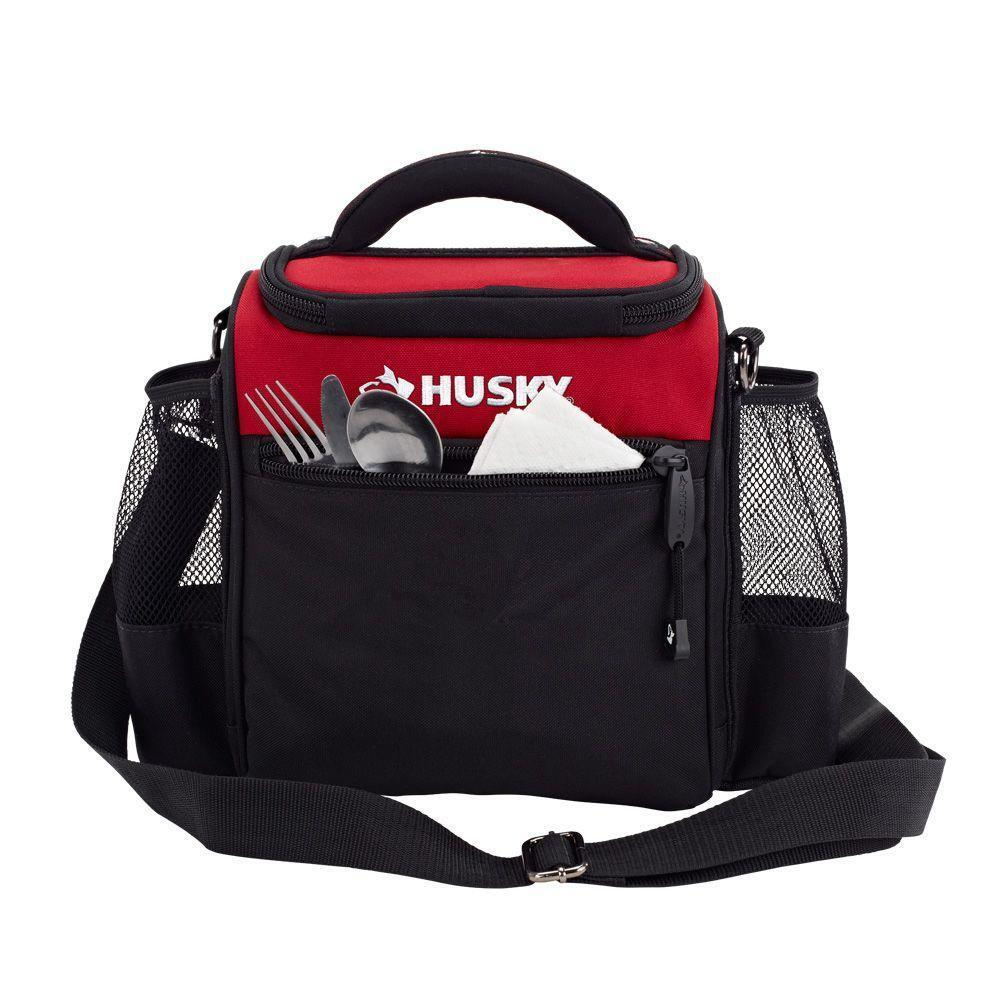 New Husky 9 In Hot Cold Insulated Work Travel Lunch Box
