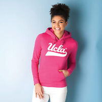 Womens Ucla Script Hoody In Raspberry From Get The Label