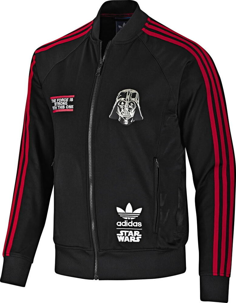 adidas star wars darth vader track top
