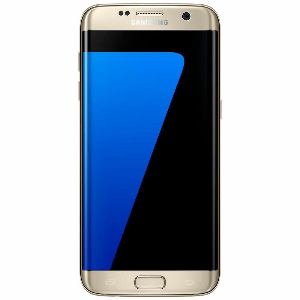 sim free samsung galaxy s7 edge 5 5 inch 32gb 12mp 4g android mobile phone gold 8806088176017 ebay. Black Bedroom Furniture Sets. Home Design Ideas