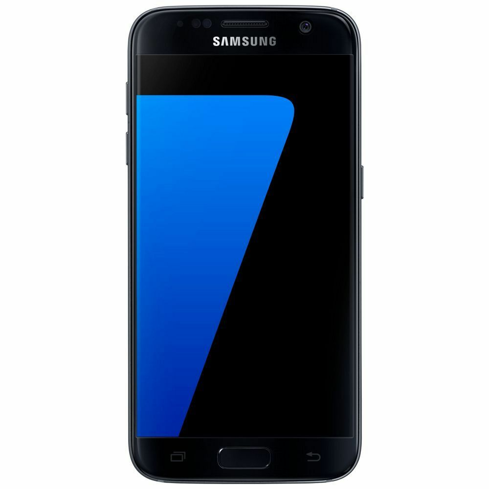 sim free samsung galaxy s7 5 1 inch 12mp 4g android mobile phone black argos 8806088270944 ebay. Black Bedroom Furniture Sets. Home Design Ideas
