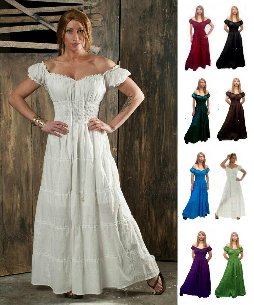 Medieval Wedding Dress eBay