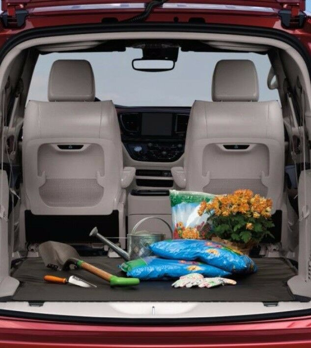 2017 Chrysler Pacifica New Rear Cargo Area Liner Tray Mat