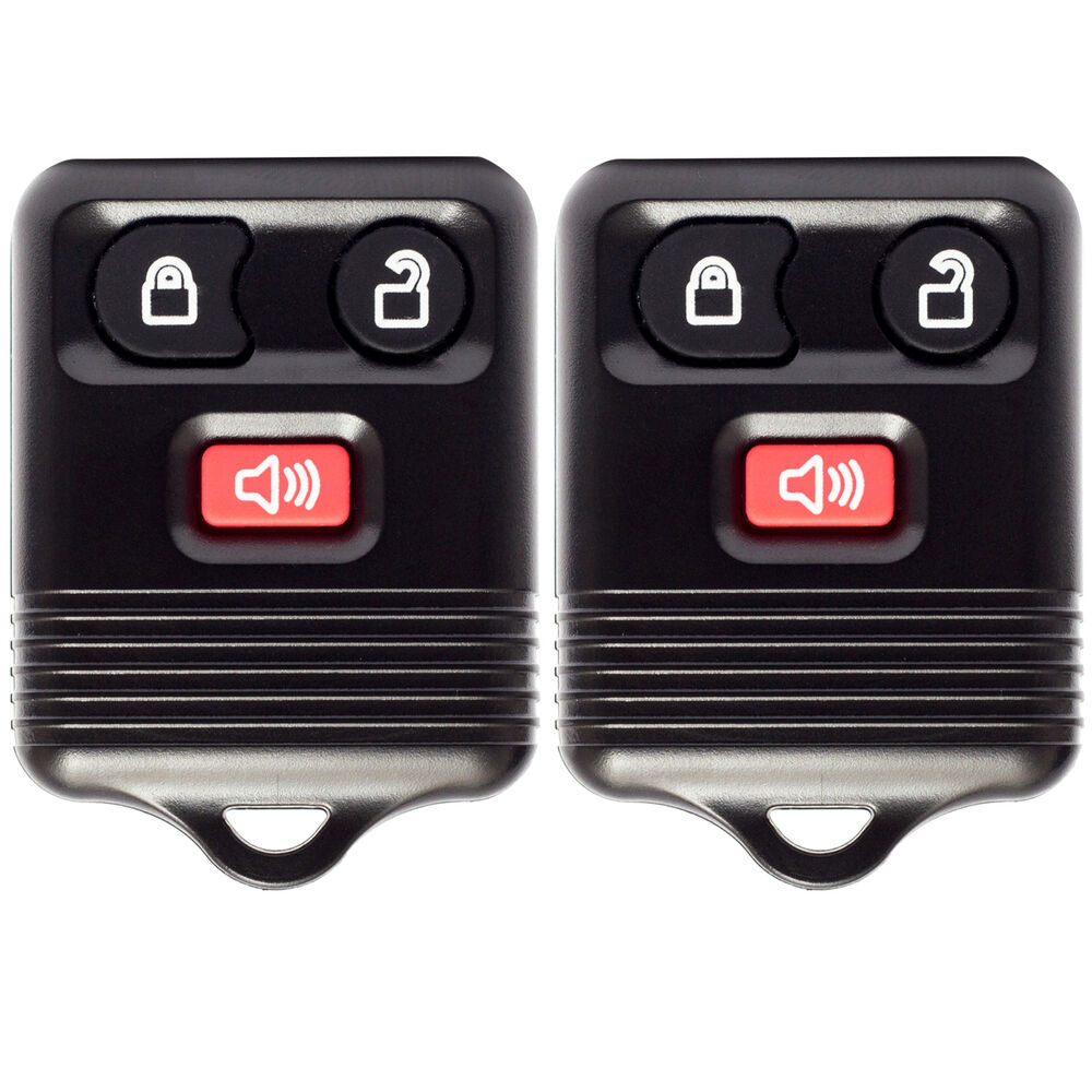 Replacement Keyless Car Remote Fob Alarm Transmitter Entry