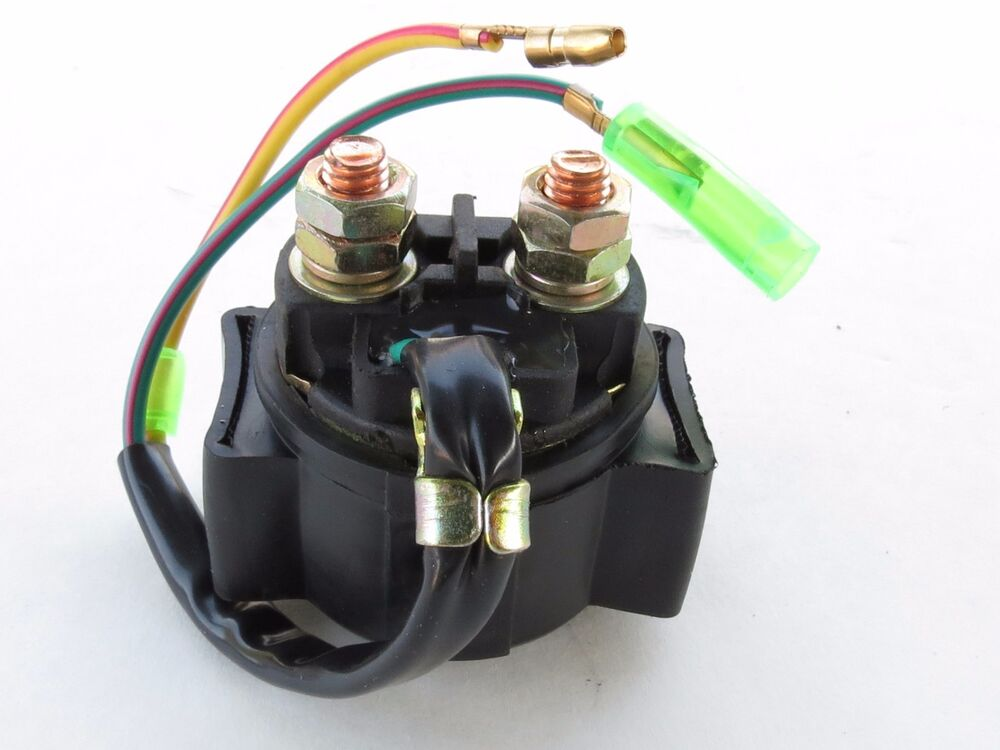 starter relay solenoid honda trx trx300 trx300ex trx300fw. Black Bedroom Furniture Sets. Home Design Ideas