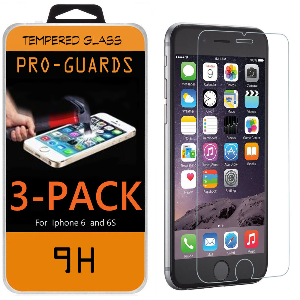 new iphone 6 screen new premium real tempered glass screen protector for 8321
