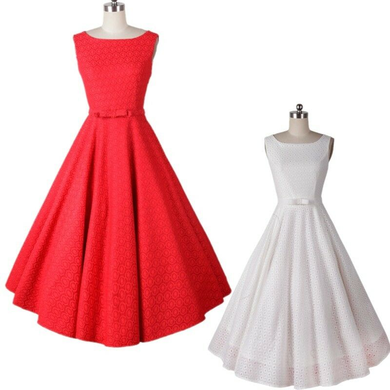 Vintage Wedding Dresses 50s 60s: Vintage 50s 60s Lace DRESS Party EVENING Rockabilly Swing