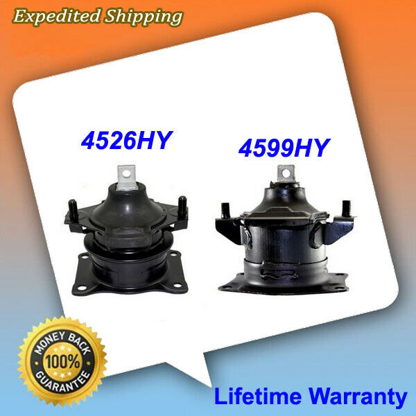 2004-2008 For Acura RL TL 3.2L/ 3.5L Front & Rear Engine