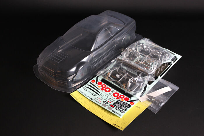 Tamiya 51246 1 10 Rc Car Nismo Skyline Gt R R34 Z Tune
