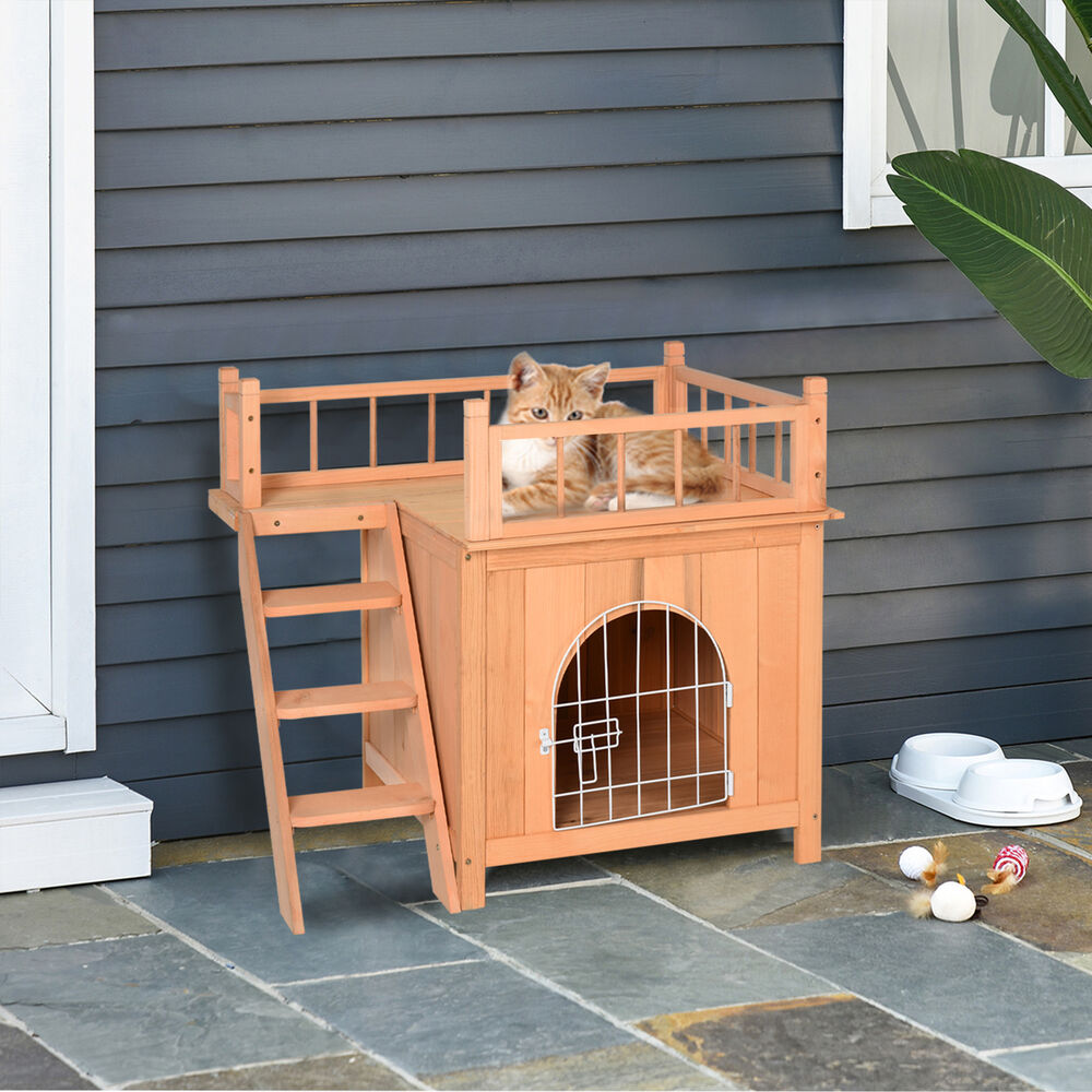 Suncast Cat House