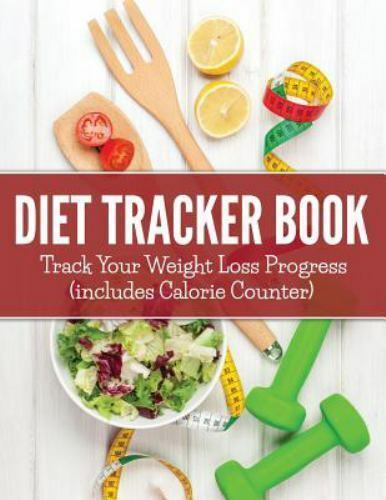 weight loss tracking book