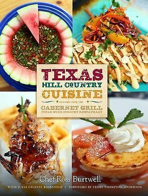 texas hill country cuisine flavors from the cabernet grill