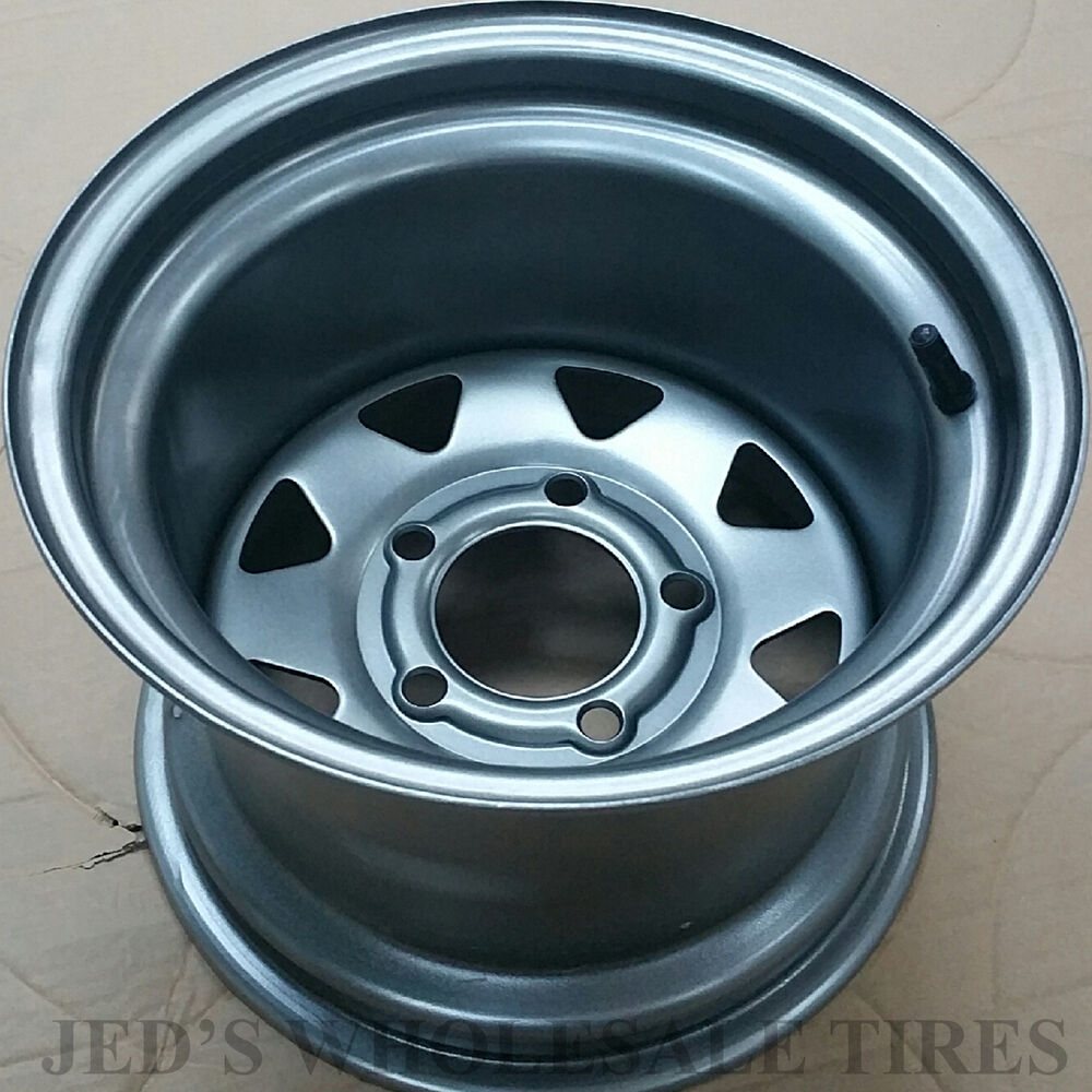 Riding Lawn Mower Rims : Quot rim wheel zero turn riding lawn mower