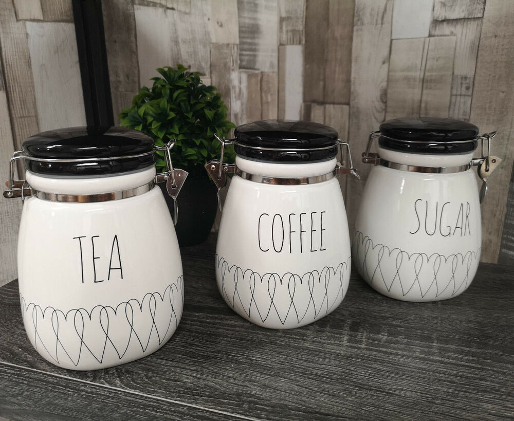 Ceramic Kitchen Canisters Uk