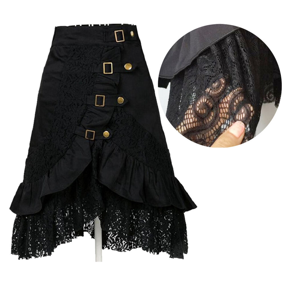 Retro clothing for women punk