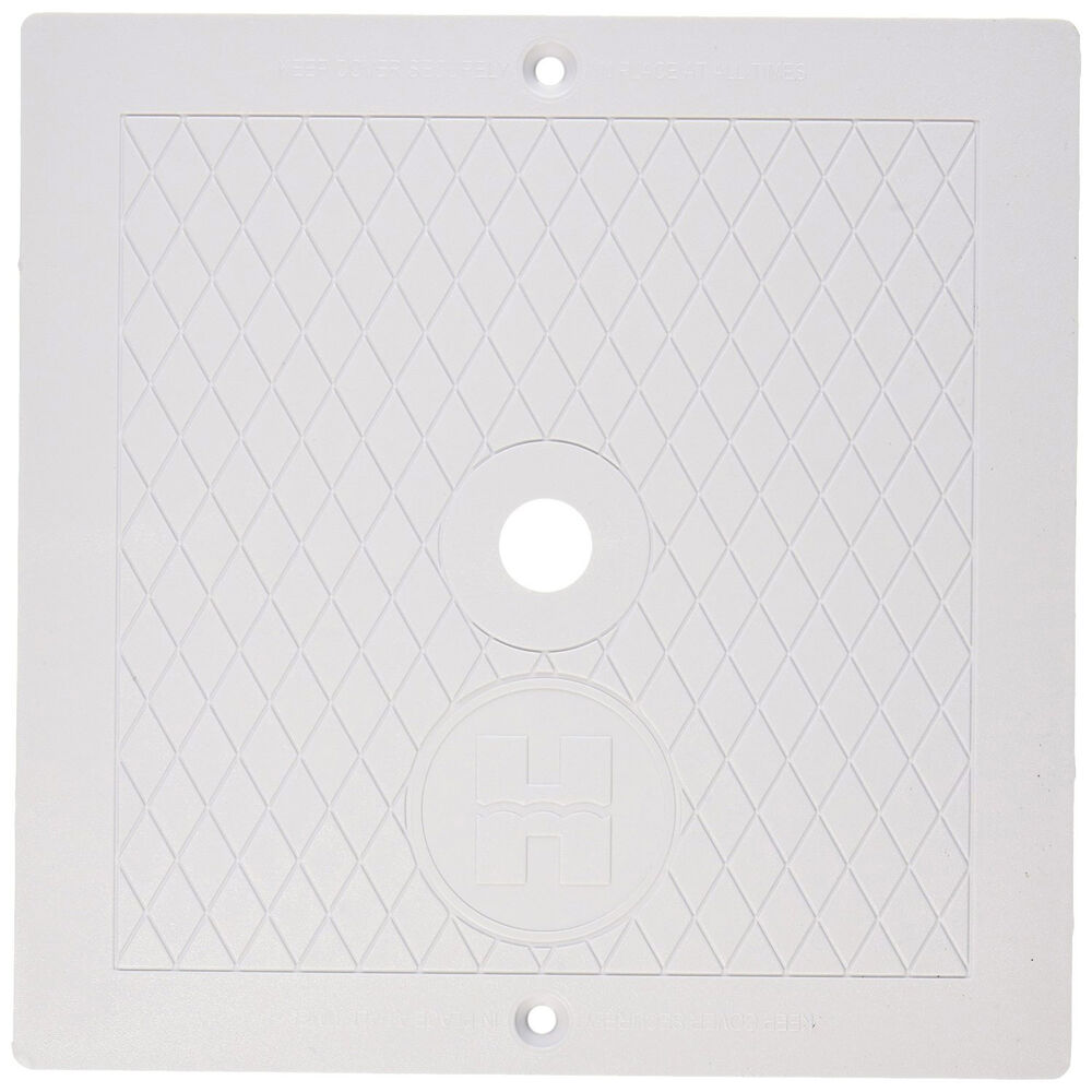 Hayward Replacement Square Skimmer Lid Cover Fits Spx1082e