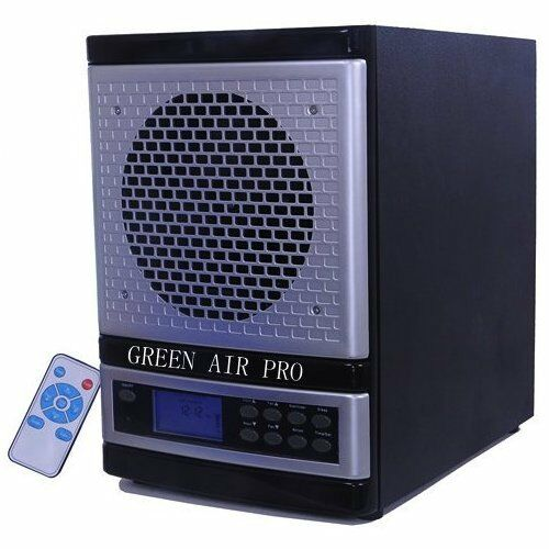 New Dual Plate Green Air Pro Purifier Ozone Generator
