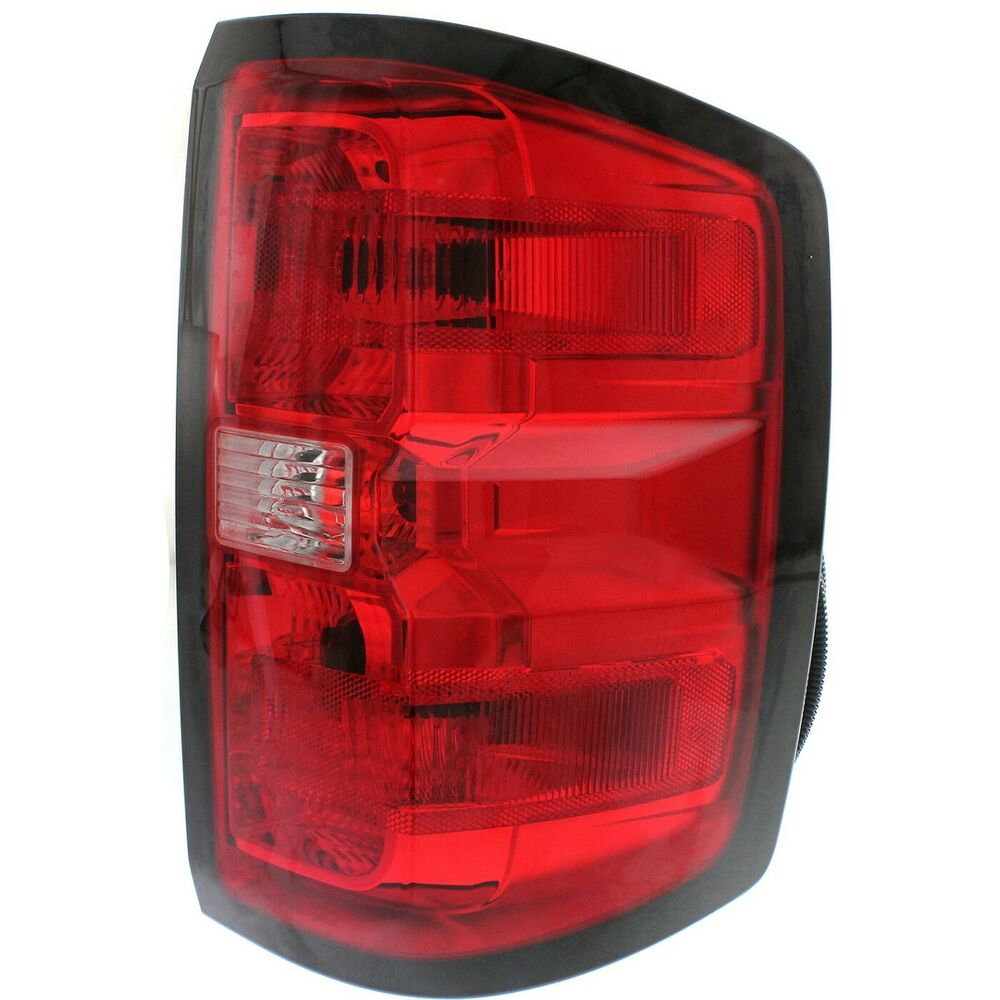 Tail Light For 2014 2015 Chevrolet Silverado 1500 Amp 2015