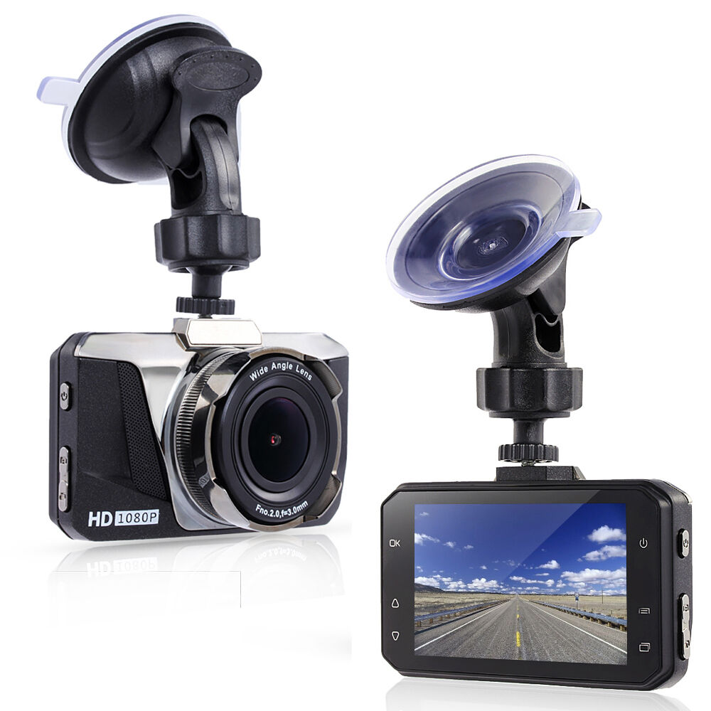 3 0 full hd 1080p car dvr vehicle camera video recorder. Black Bedroom Furniture Sets. Home Design Ideas