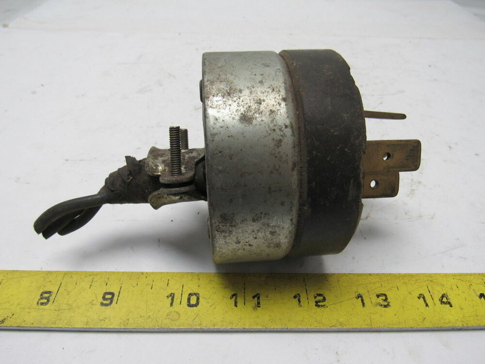 Hubbell Vintage Straight Blade Male Plug Connector 50a