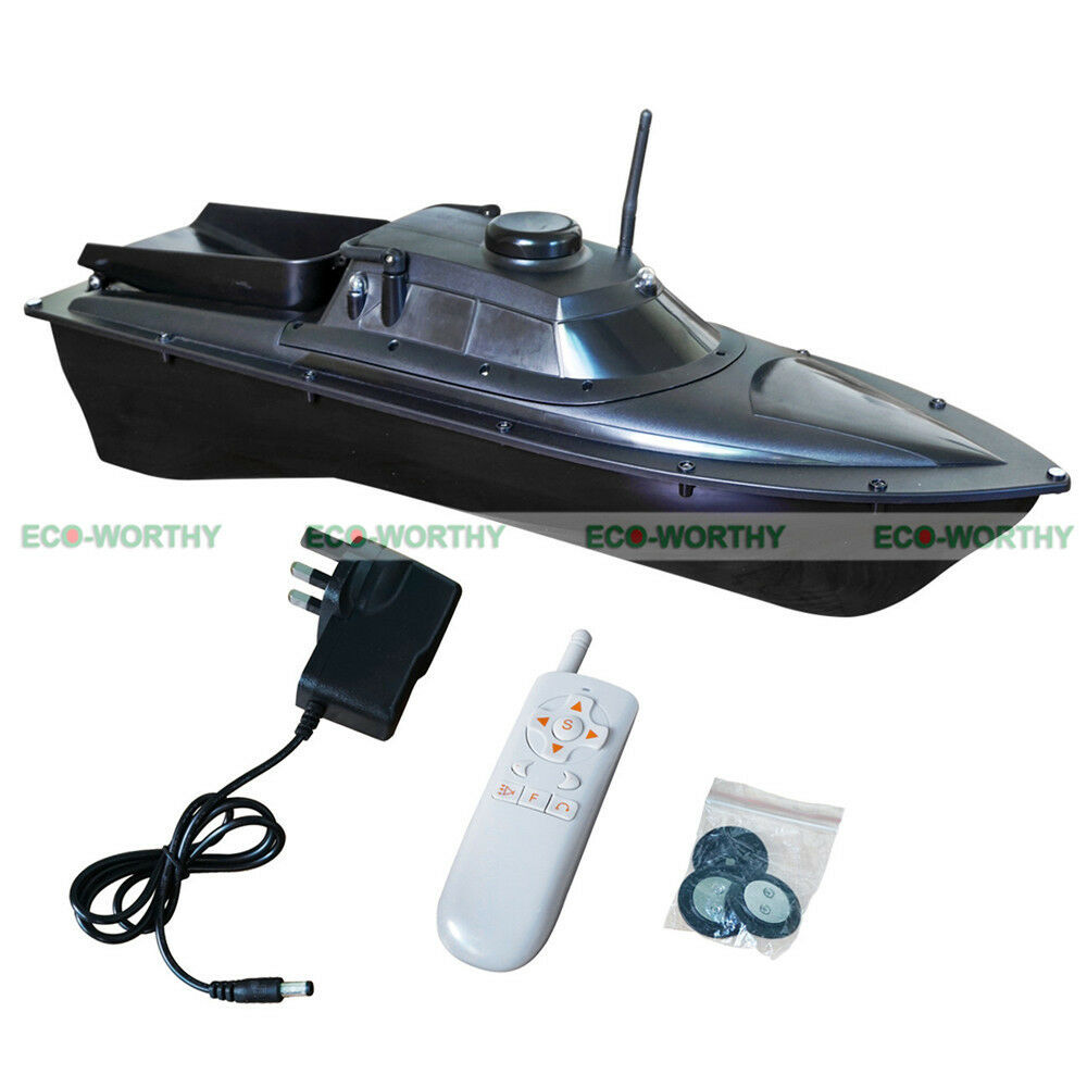 300m meter wireless remote control bait boat fishfinder for Remote control fishing boats