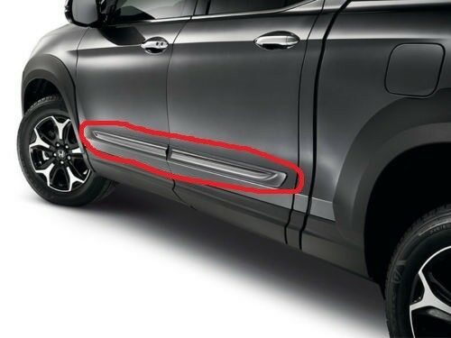 Genuine OEM 2017 Honda Ridgeline Body Side Molding (Color Matched!) | eBay