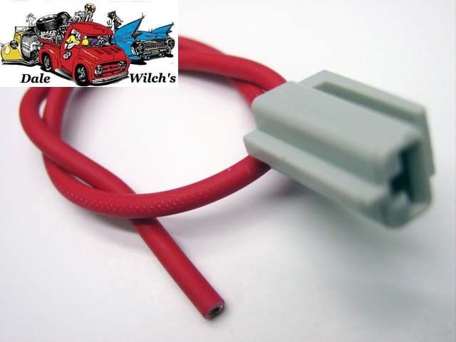 gm hei wiring pig tail convert your chevy or any gm style hei distributor 1 wire ... #2