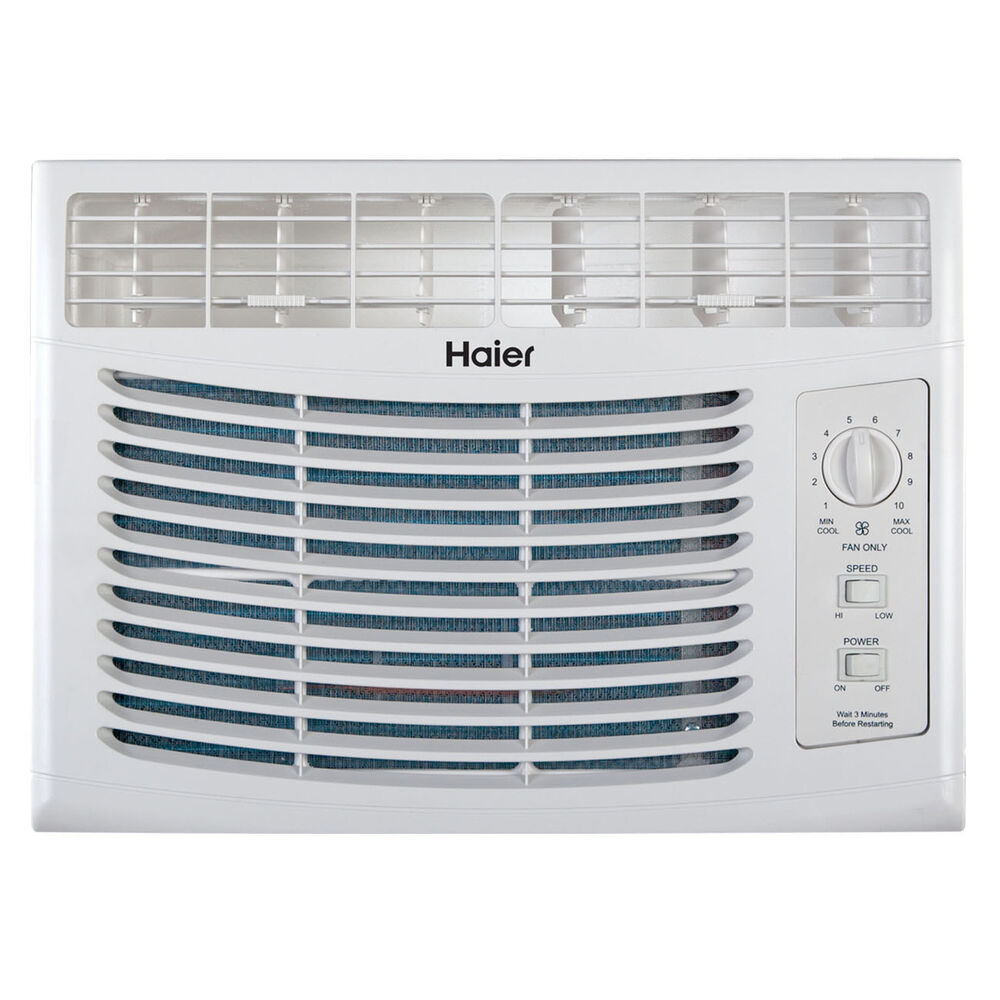 Haier 5 100 btu window air conditioning unit for 100 150 for 14 wide window air conditioner