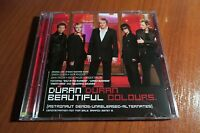Duran Duran BEAUTIFUL COLOURS (ASTRONAUT Demos) REAL Genuine mint CD Andy Taylor