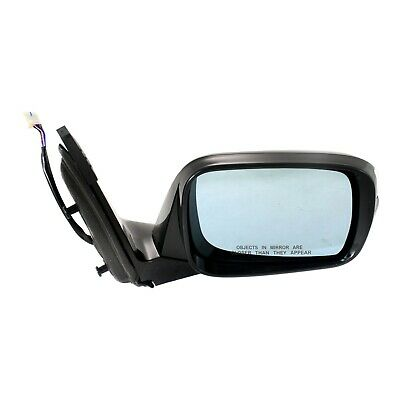 Power Mirror For 2010-13 Acura MDX Right Side Manual Folding With Signal Light