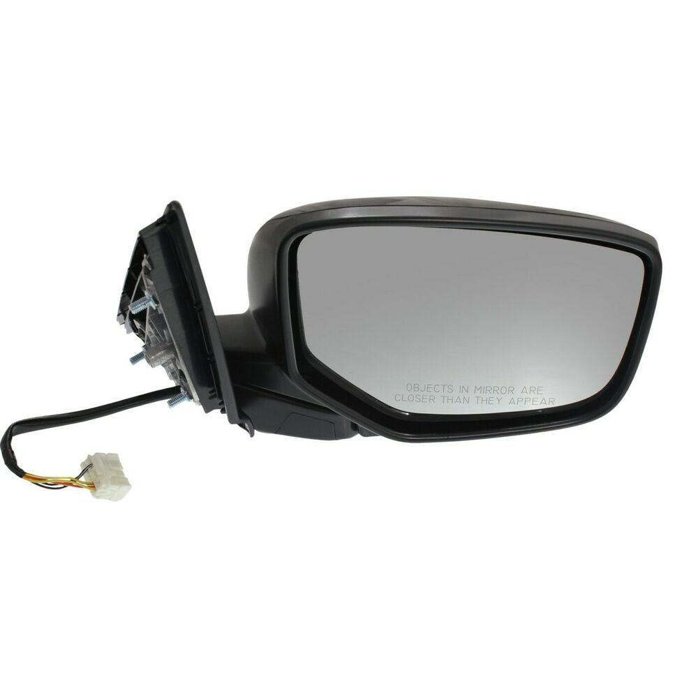 Power Mirror For 2013-18 Acura ILX Right Side Manual Fold