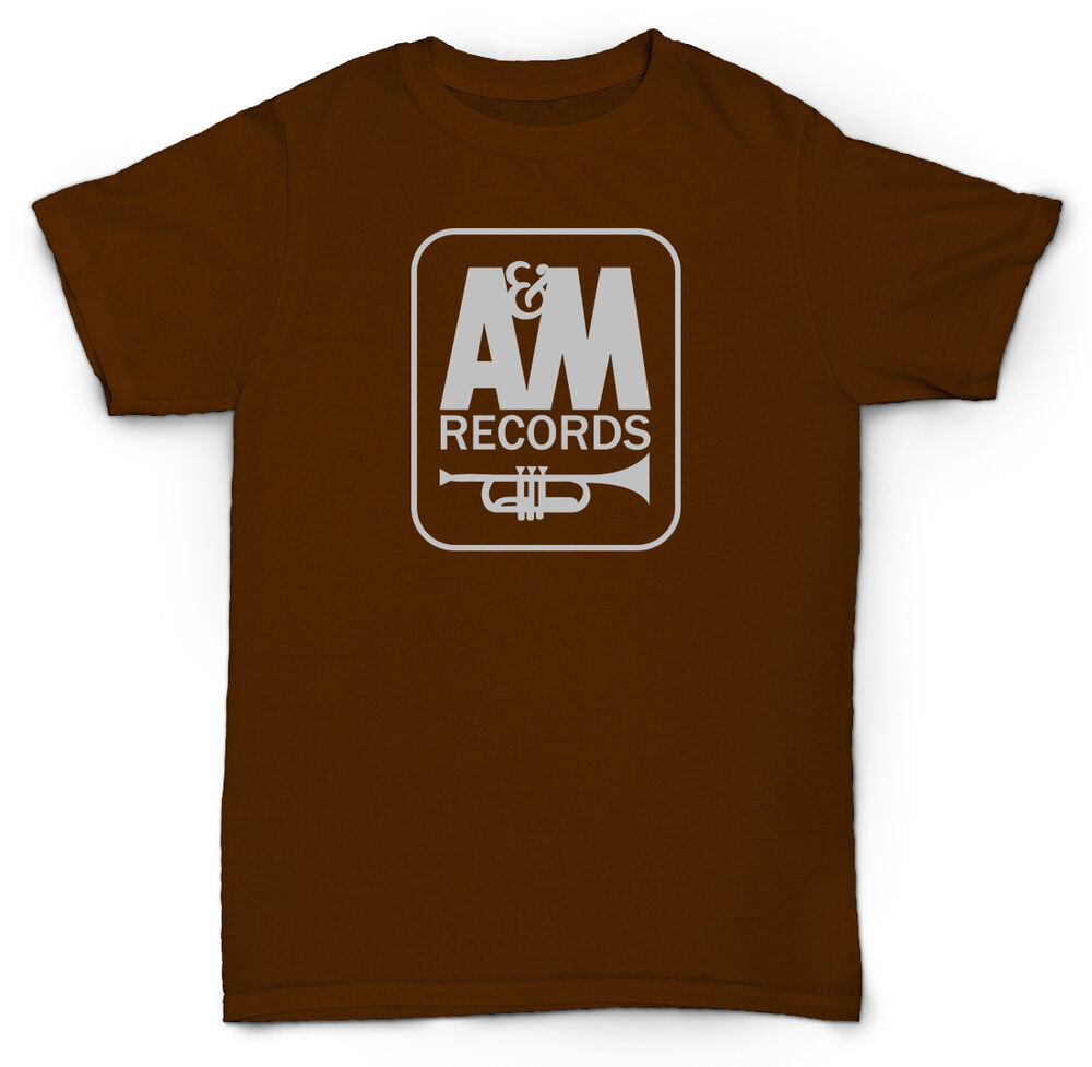 A m records vintage t shirt hip hop soul cool ebay for Vintage record company t shirts