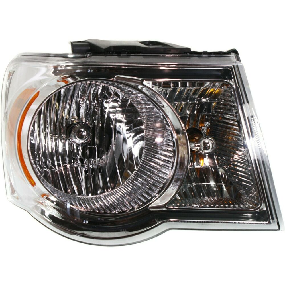 How To Replace 2009 Chrysler Aspen Headlight Replacement border=