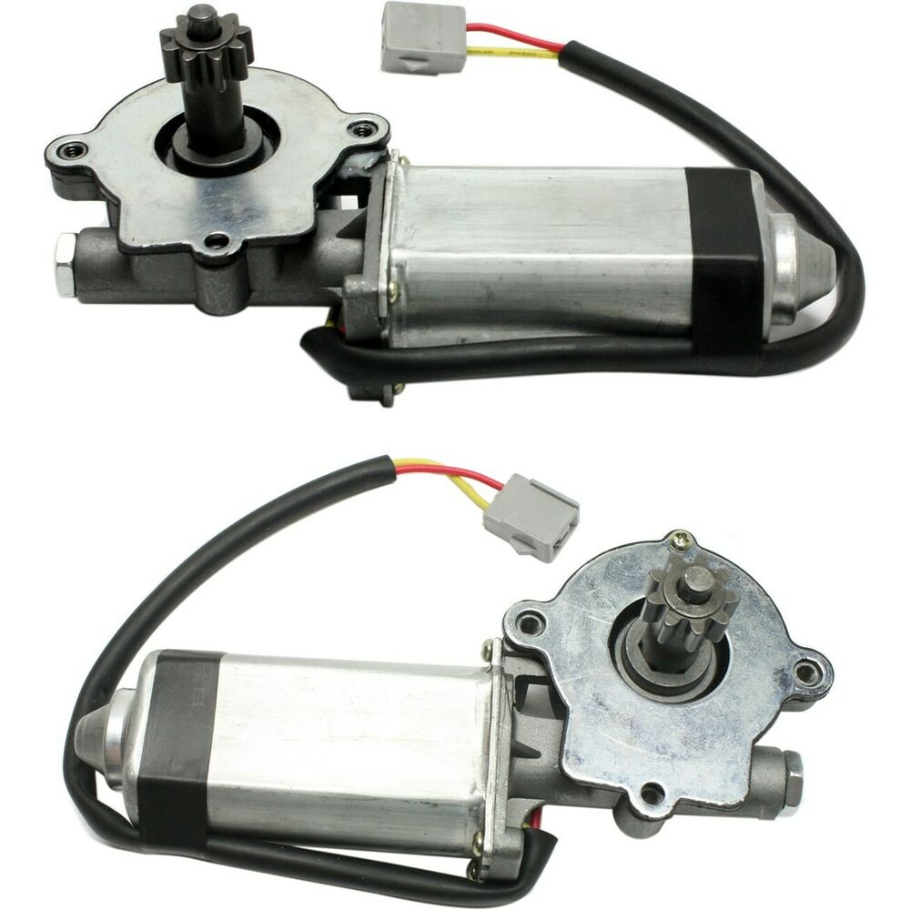 Window Motor For 1984 1993 Ford Mustang Convertible Mdls