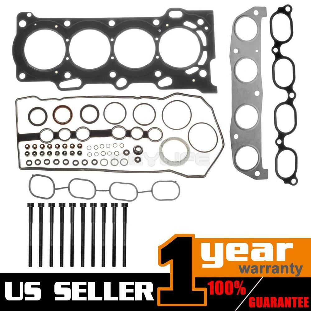 Head Gasket Bolts Kit For TOYOTA COROLLA 1.8L 1794CC L4