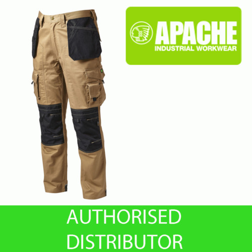 Apache Knee Pad Holster Work Trouser APKHT- STONE