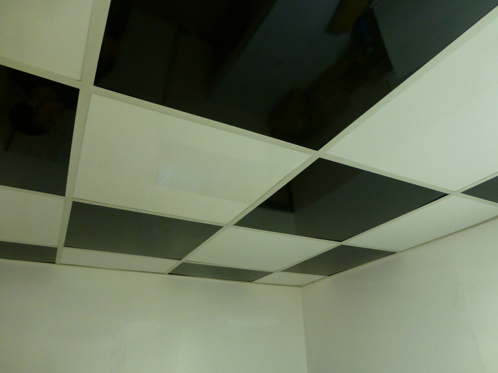 Easy Clean Washable Wipeable Suspended Ceiling Tiles Red