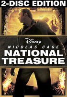 National Treasure (Two-Disc Collector's Edition) DVD, Nicolas Cage,