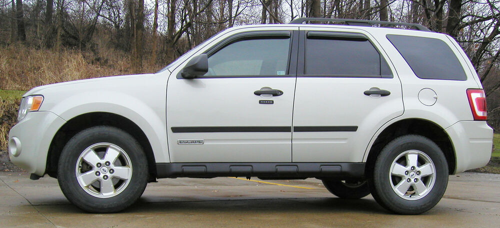 For Ford Escape Body Side Moldings Mouldings Trim 2009